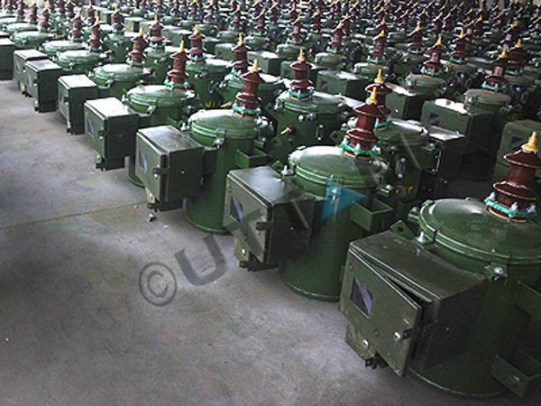 Single Phase Distribution Transformer Photo Gallery